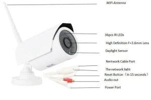 2017 Hot Mini Wireless Remote spy Cam MD80 Surveillance DV