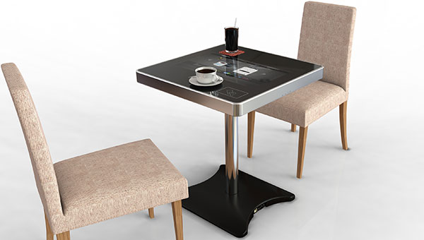 Touch-Table-PC