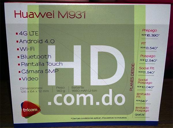 huawei-m931-tricom-precios