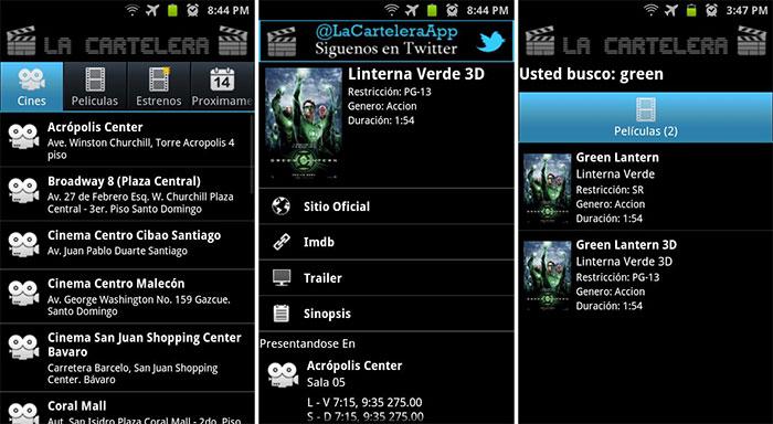 la-cartelera-app