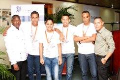 Participantes del Colegio Nuestra Señora del Carmen