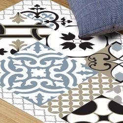 tapis vinyle deco fabrication francaise