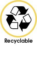 Tapis vinyle recyclable