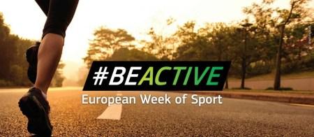 Ευρωπαϊκή Εβδομάδα Αθλητισμού 2018