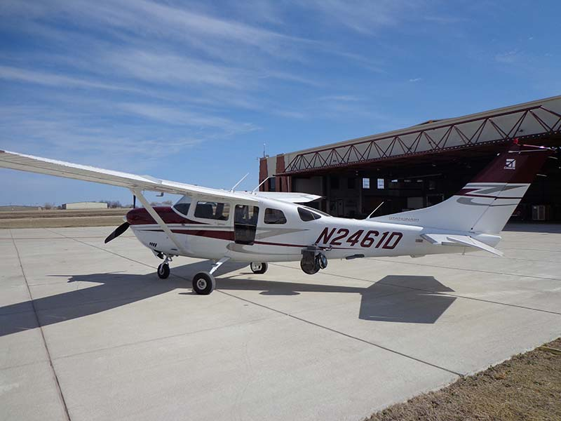 2007 Cessna 206H Stationair With Axsys V14 for Sale