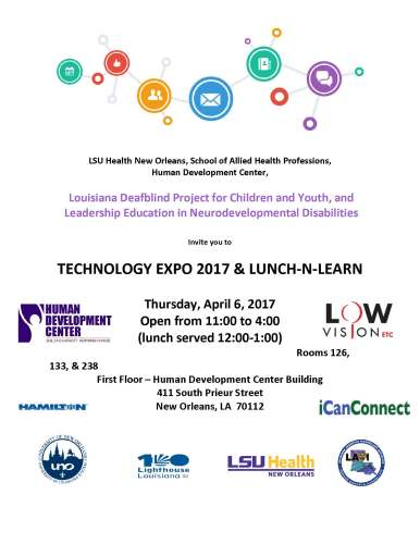 Louisiana Technology Exposition, April 6, 2017
