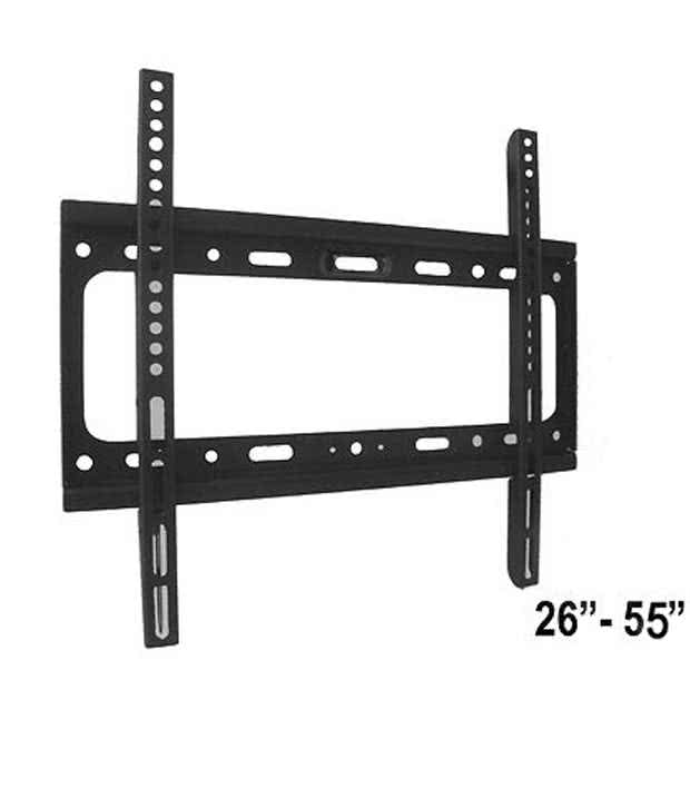 26 To 55 Inch Flush / Fixed Wall Mount Bracket For LCD / LED