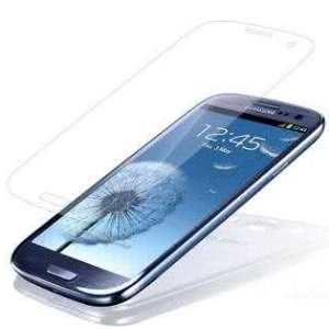 Samsung Galaxy S3 Smartphone Clear Screen Protector with UV Protection