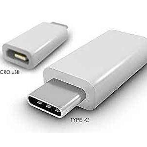 USB 3.1 TypeC Male to Micro USB Female Adapter