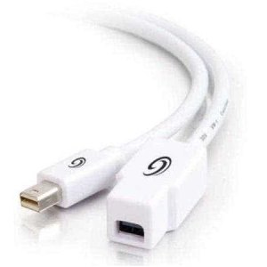 1.8 Meter mini Displayport Extension Cable - Male to Female mini-DP