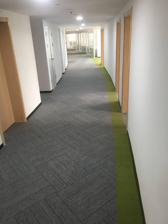 PP Carpet Flooring Modern Design Office Carpet Tiles