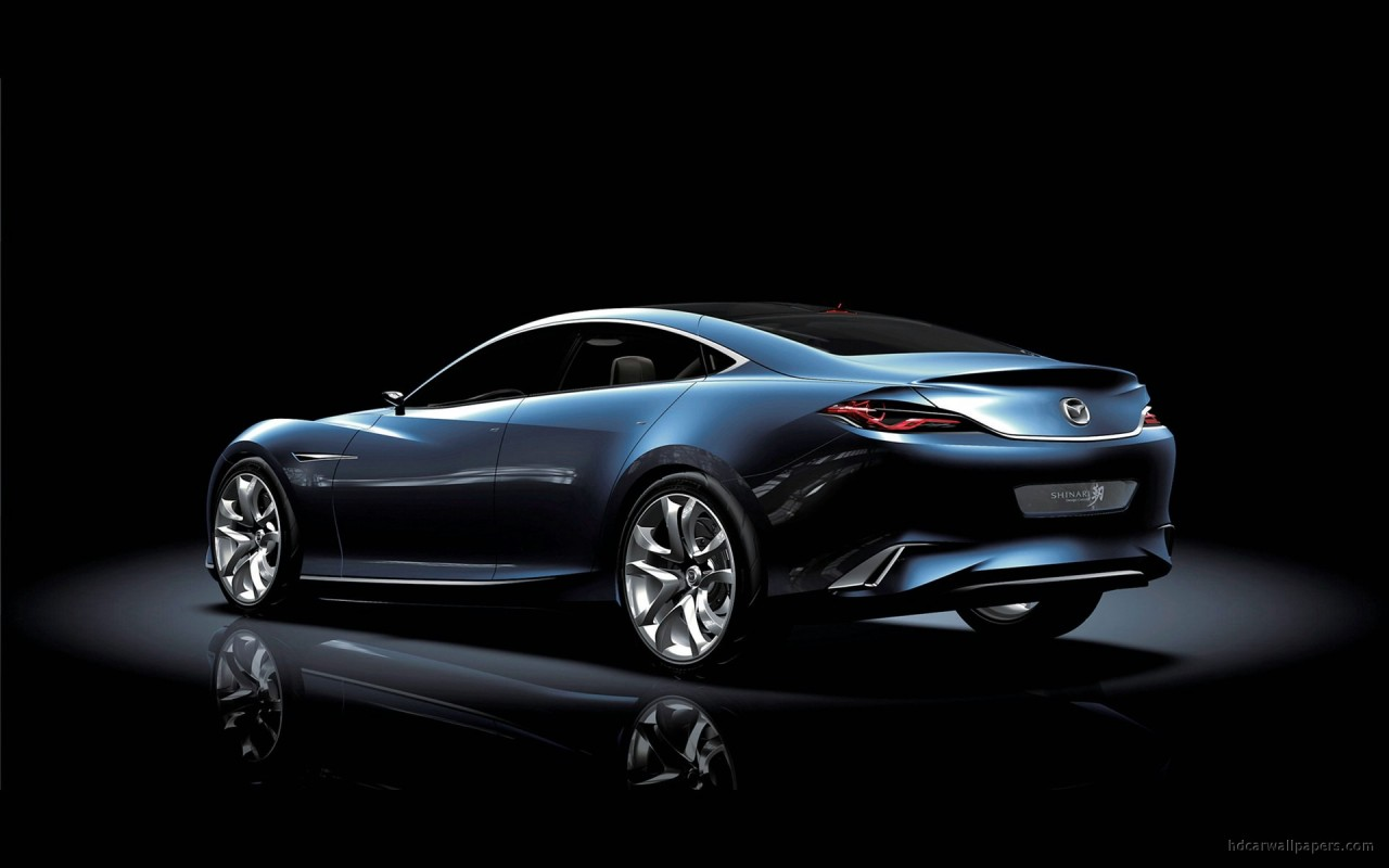 Cars Hd Wallpapers 1080p For Pc Bmw 2011 Mazda Shinari Concept 3 Wallpaper Hd Car Wallpapers