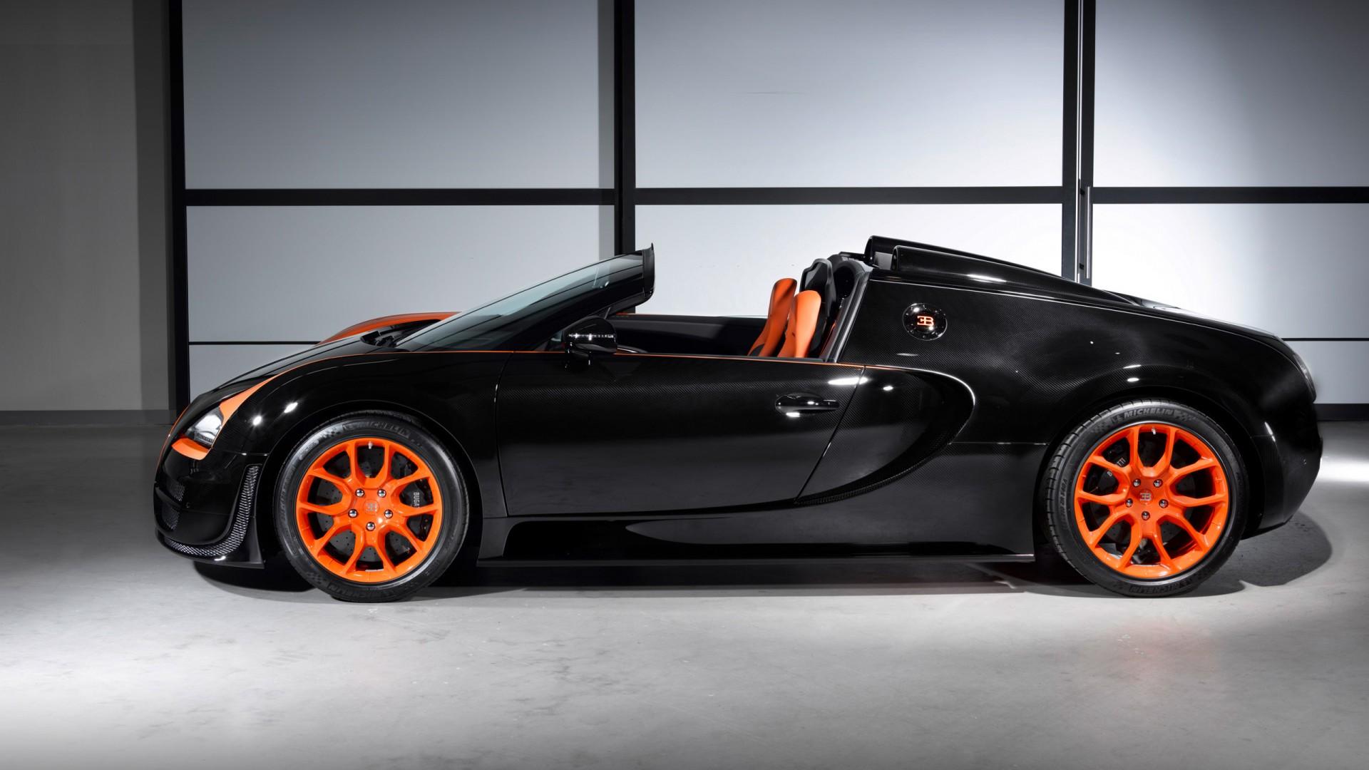 Bugatti Veyron Hd Wallpapers 2013 2013 Bugatti Veyron 16 4 Grand Sport Vitesse World Speed