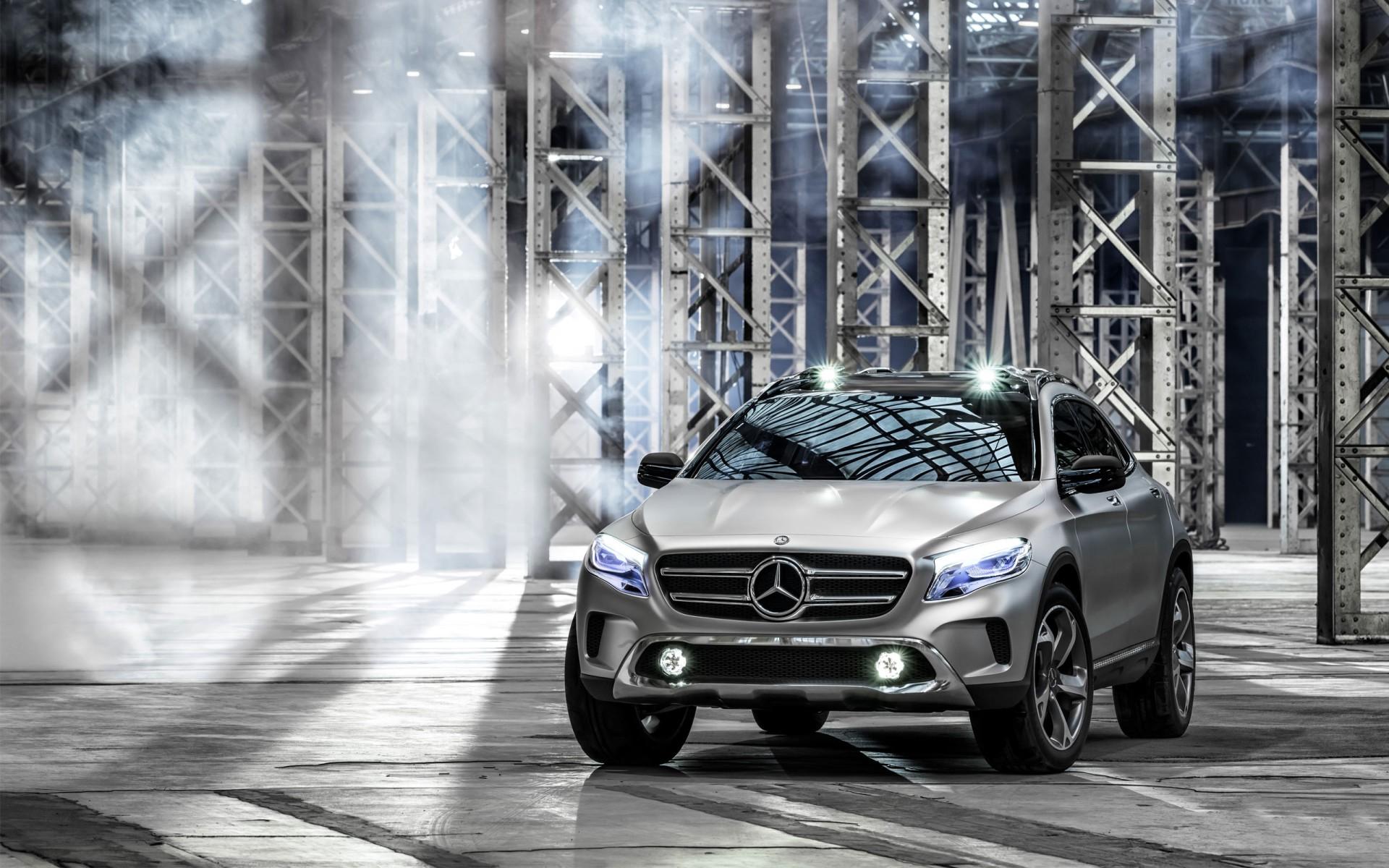 Bmw Wallpaper Iphone X 2013 Mercedes Benz Gla Concept Wallpaper Hd Car