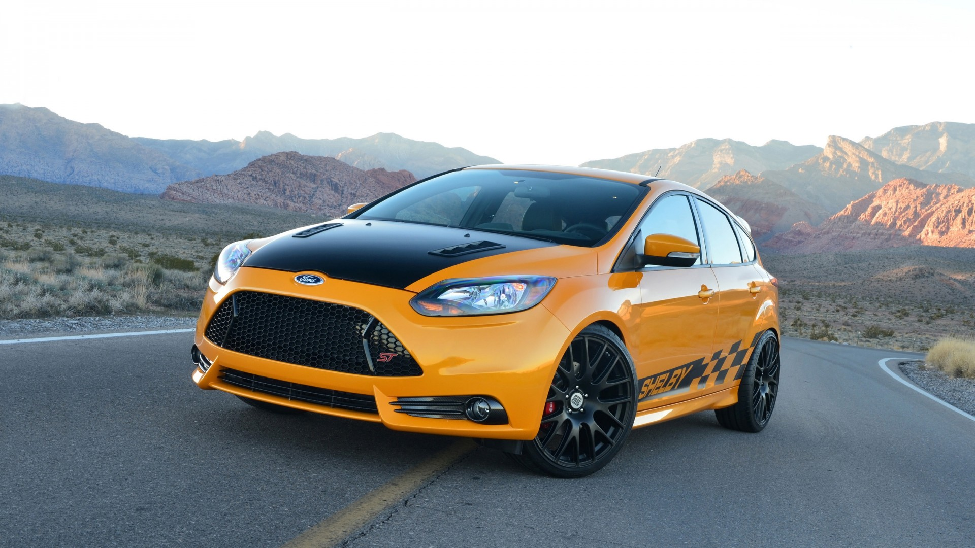 Aston Martin Wallpaper Hd Download 2014 Shelby Ford Focus St Wallpaper Hd Car Wallpapers