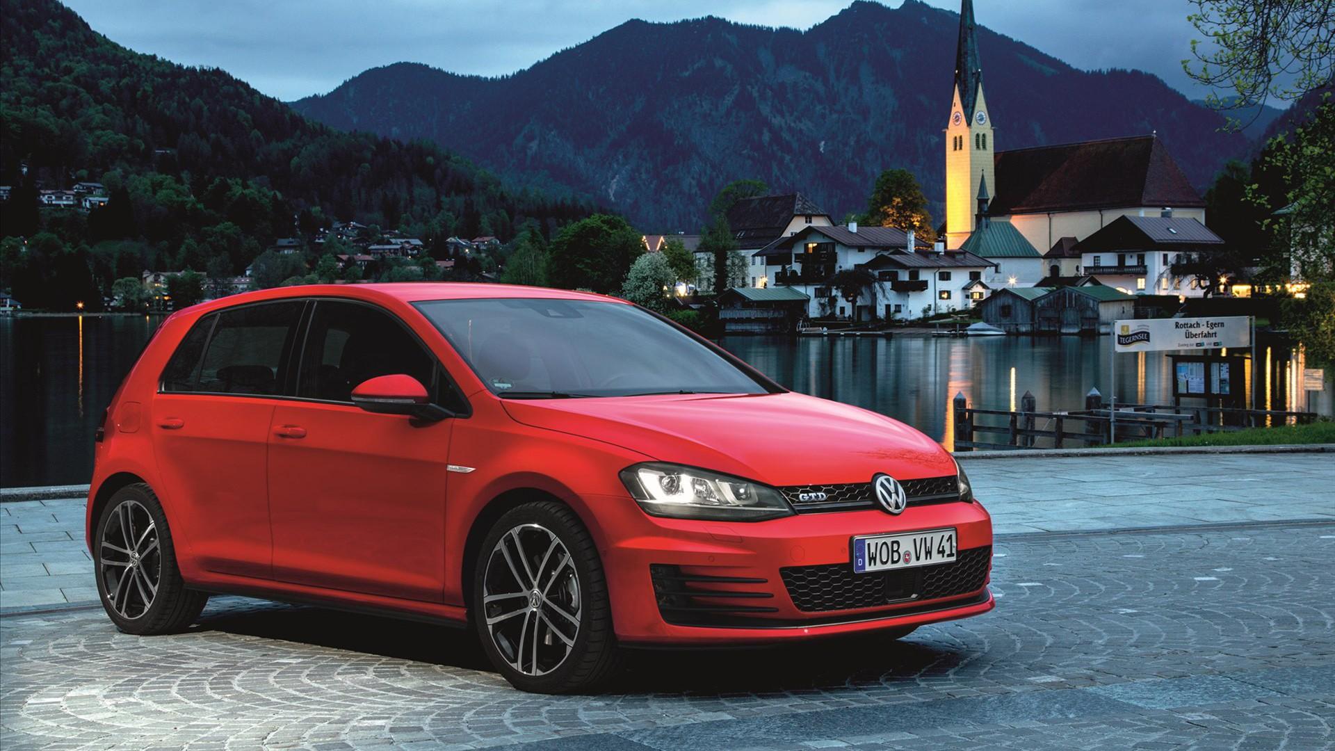 Gtd Iphone Wallpaper 2014 Volkswagen Golf Gtd Wallpaper Hd Car Wallpapers