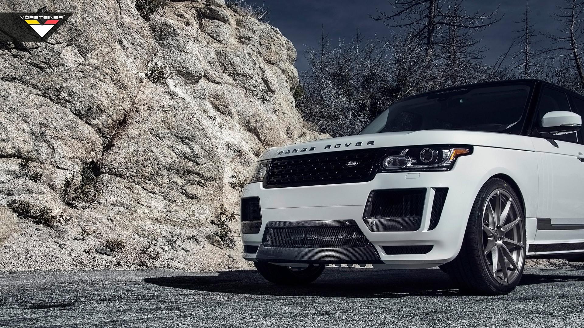 Bmw Hd Wallpapers 1080p Download 2014 Vorsteiner Range Rover Veritas Wallpaper Hd Car