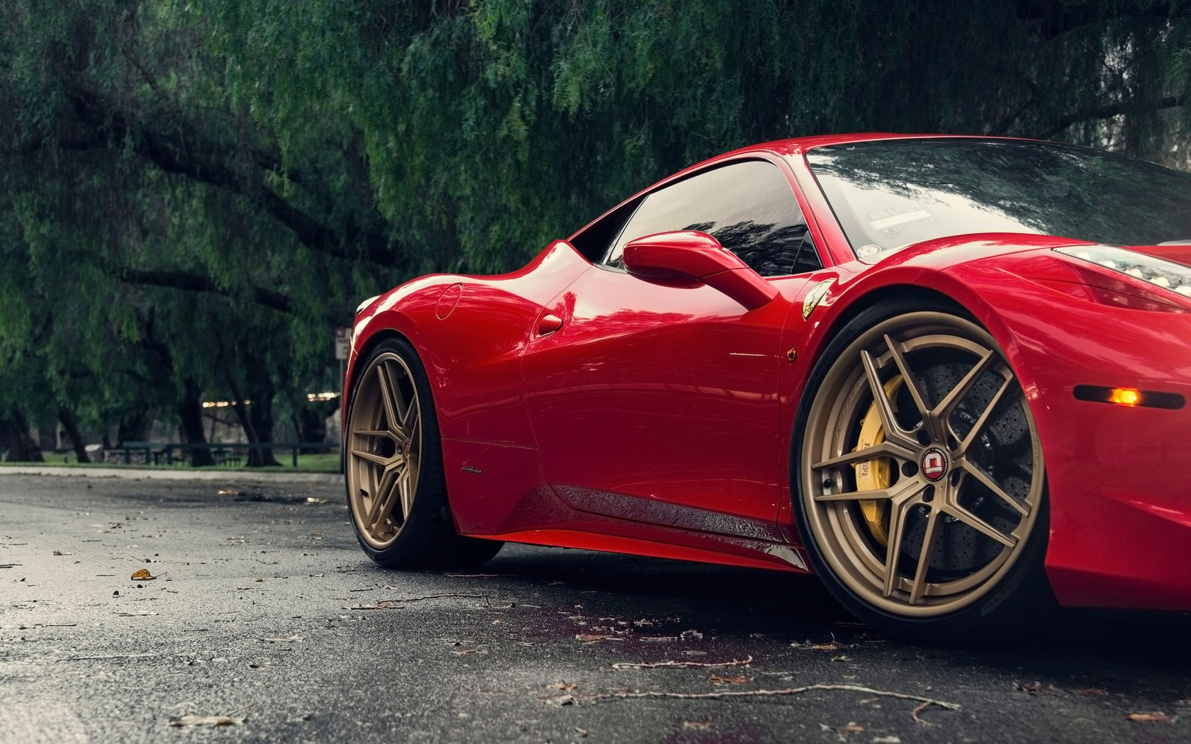 2015 Klassen ID Ferrari 458 Italia 2 Wallpaper HD Car