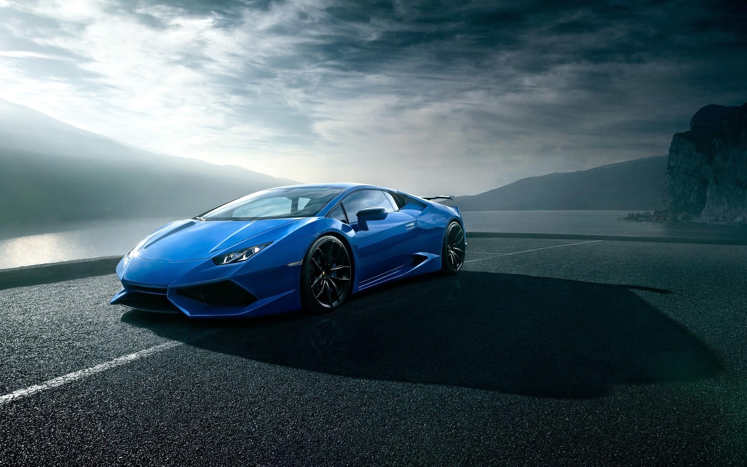 Blue Car Iphone Wallpaper 2015 Novitec Torado Lamborghini Huracan N Largo 8