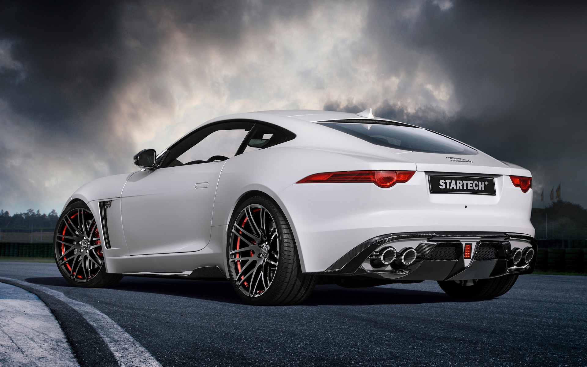 Ferrari supercars are among the best in the world, and with numerous body styles, there's a long list of options to choose from. 2015 Startech Jaguar F Type Coupe 2 Wallpaper   HD Car Wallpapers   ID #5171