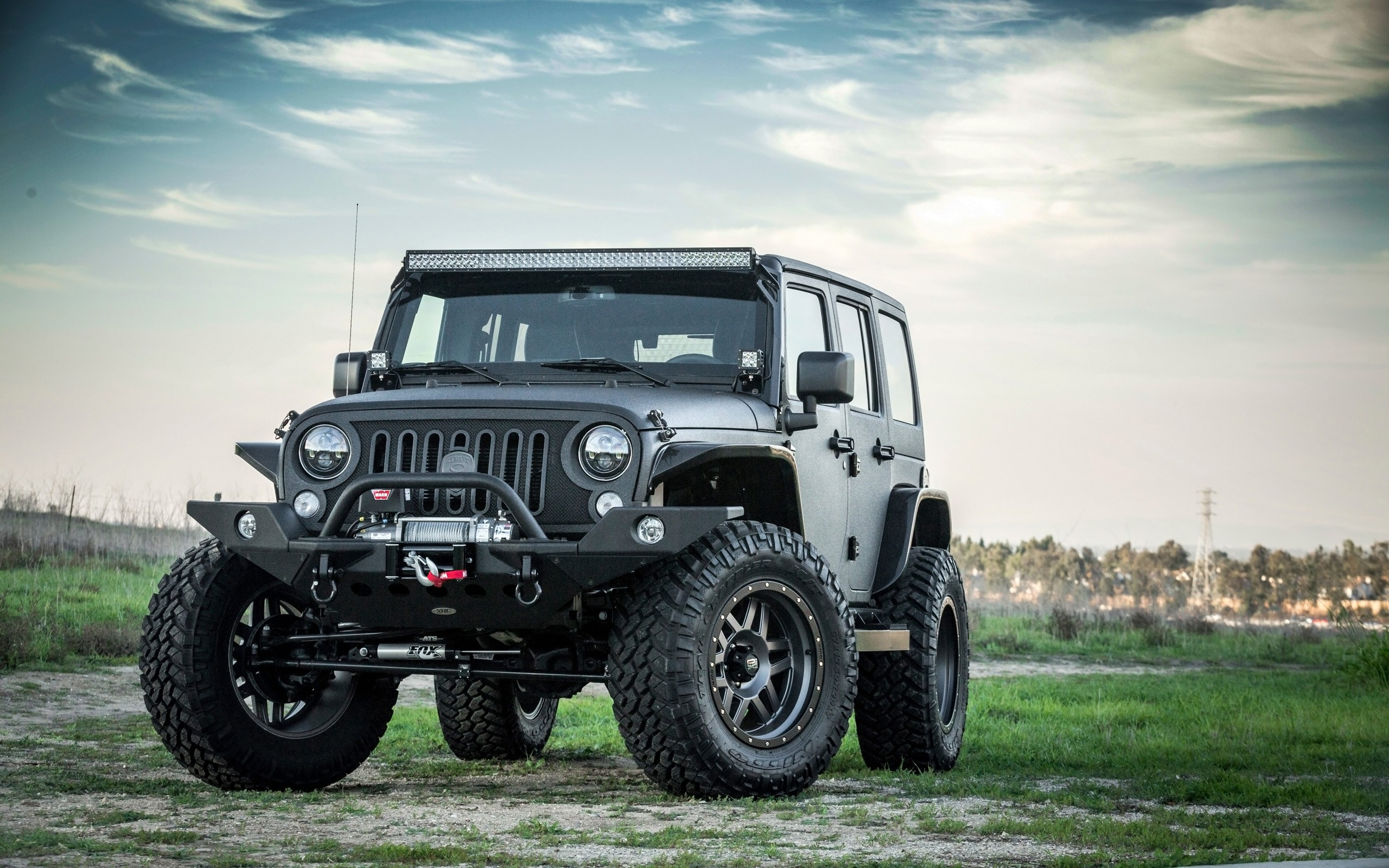 2015 STRUT Jeep Wrangler Wallpaper HD Car Wallpapers