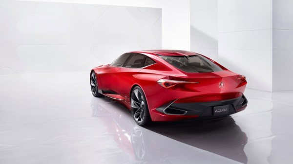 2016 Acura Precision Concept 4 Wallpaper Hd Car