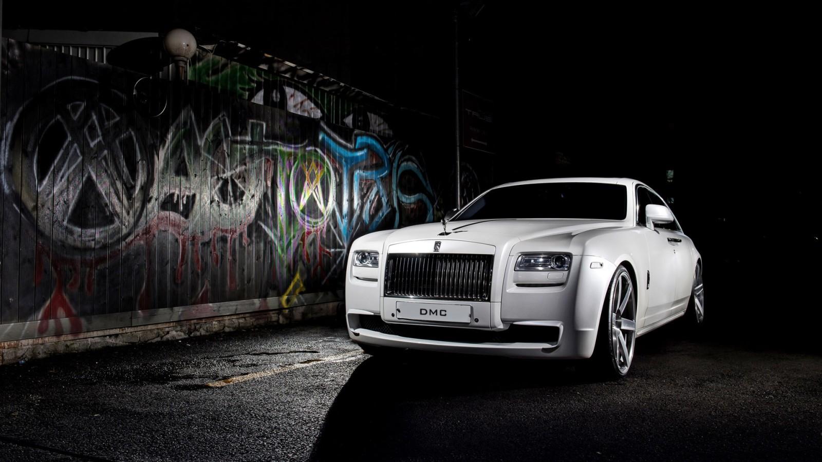 Dope Wallpaper Super Cars 2016 Dmc Rolls Royce Ghost Saranghae 2 Wallpaper Hd Car