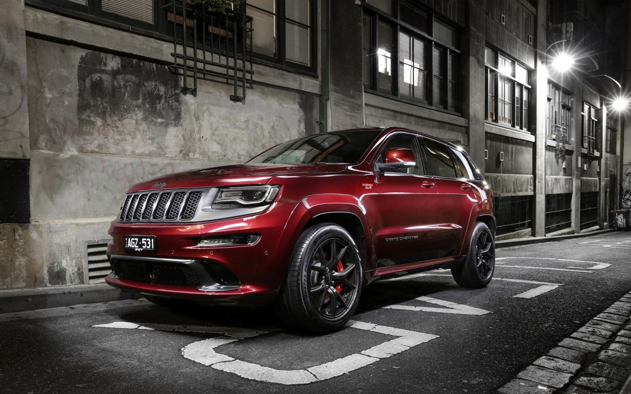Car Wallpapers 1920 1080 2016 Jeep Grand Cherokee Srt Night Limited Edition