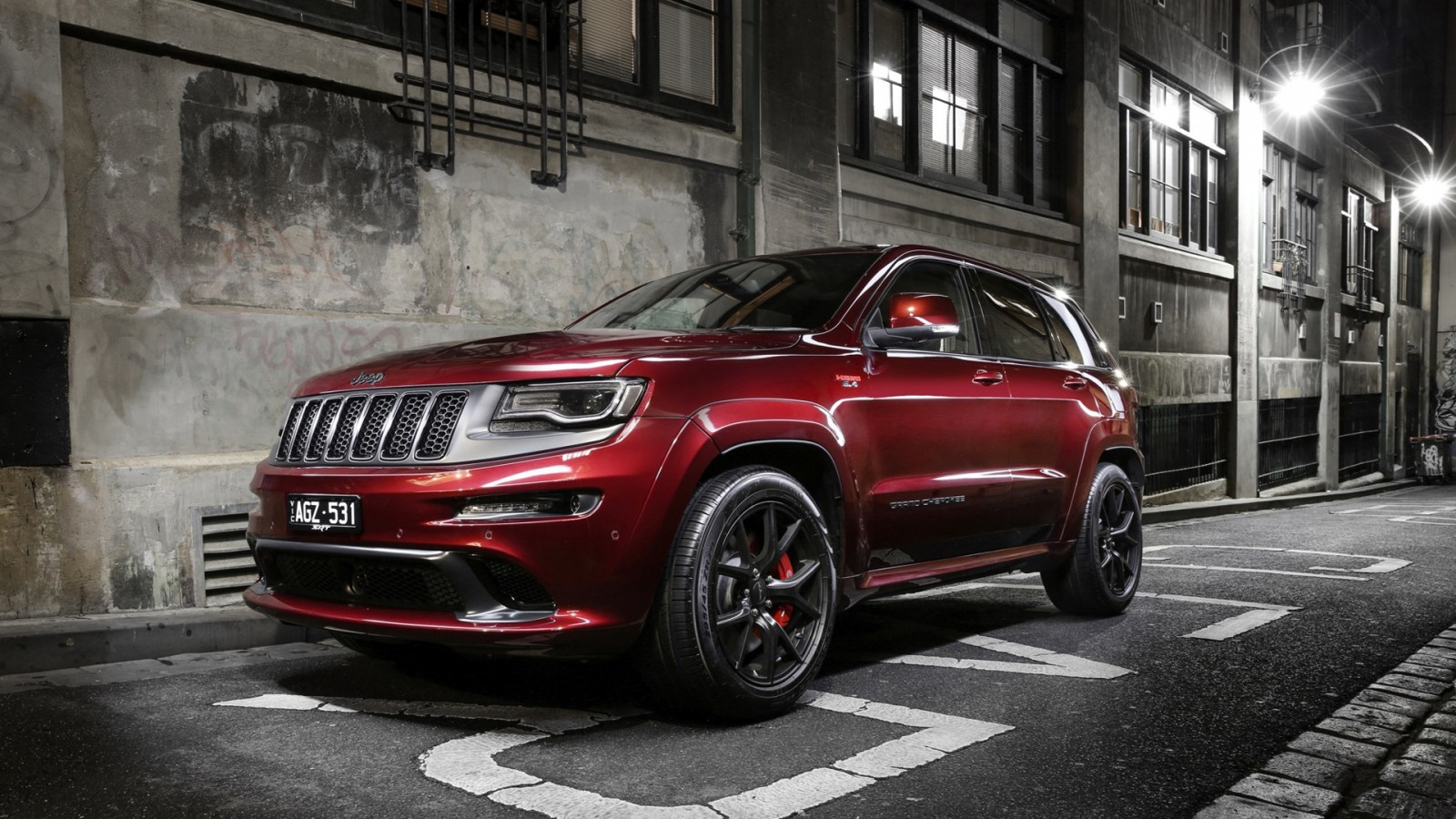 Chevrolet Iphone Wallpaper 2016 Jeep Grand Cherokee Srt Night Limited Edition