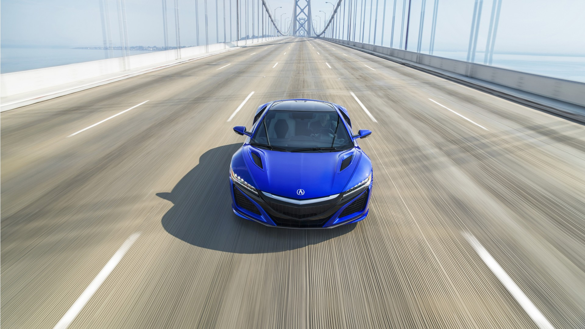 acura nsx 2017 wallpaper