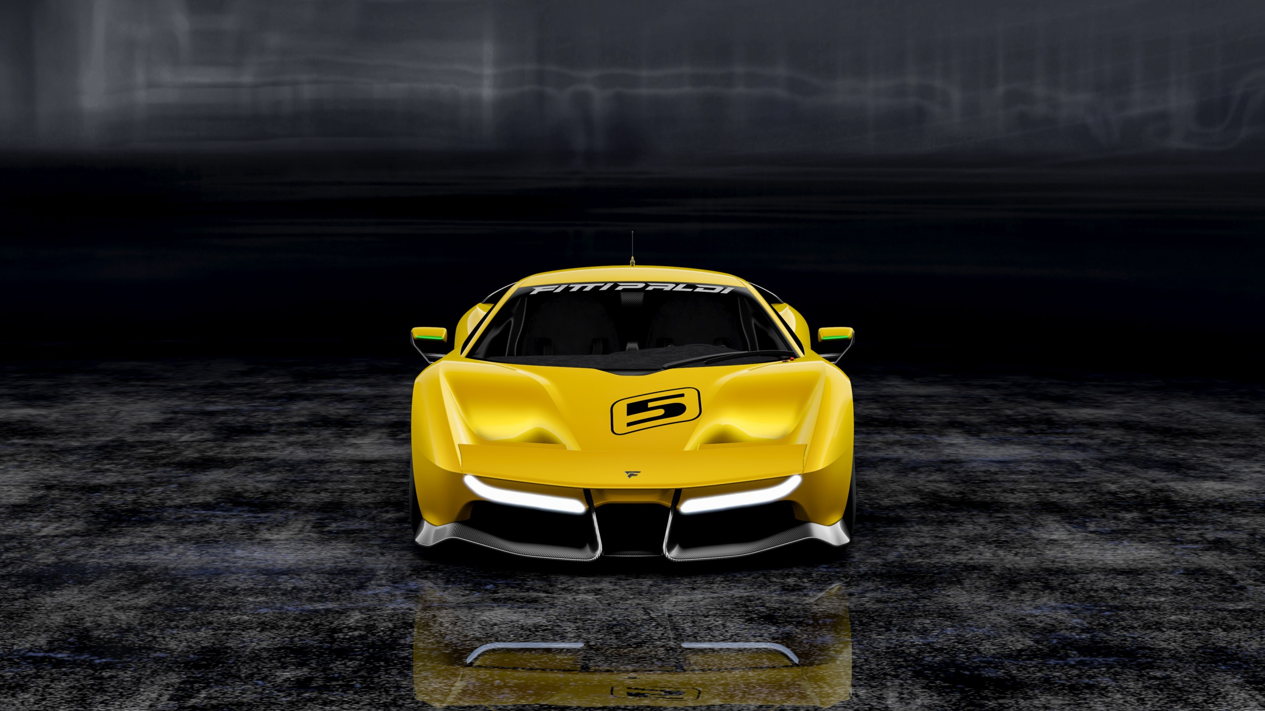 Cars Wallpapers 2014 Hd Download 2017 Fittipaldi Ef7 Vision Gran Turismo 2 Wallpaper Hd