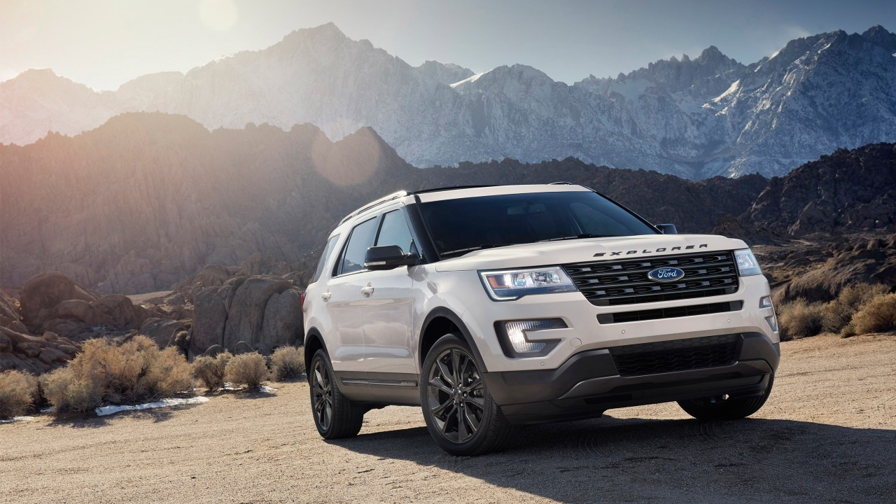 Mustang Wallpaper Iphone X 2017 Ford Explorer Xlt Appearance Package Wallpaper Hd