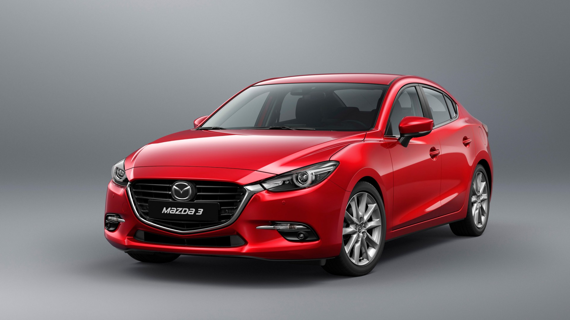 2017 Mazda 3 Wallpaper HD Car Wallpapers ID 7063