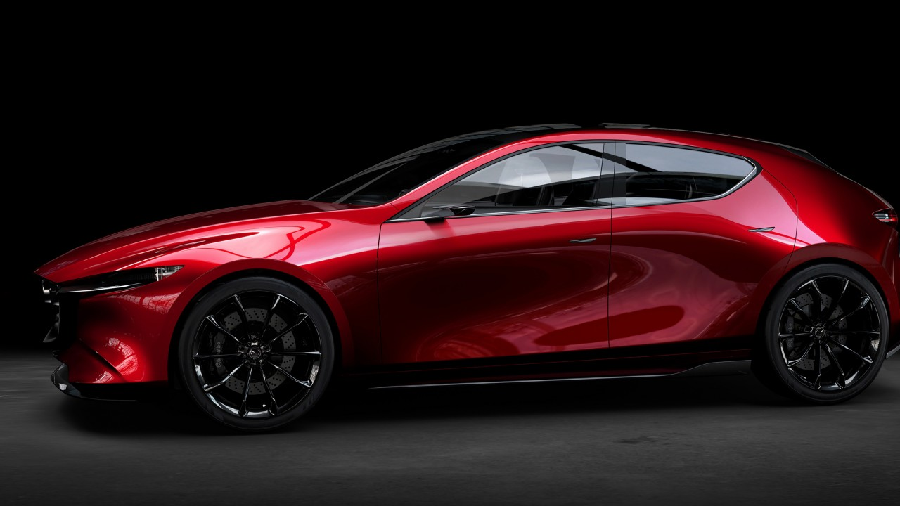 2017 Mazda Kai Concept 2 Wallpaper HD Car Wallpapers