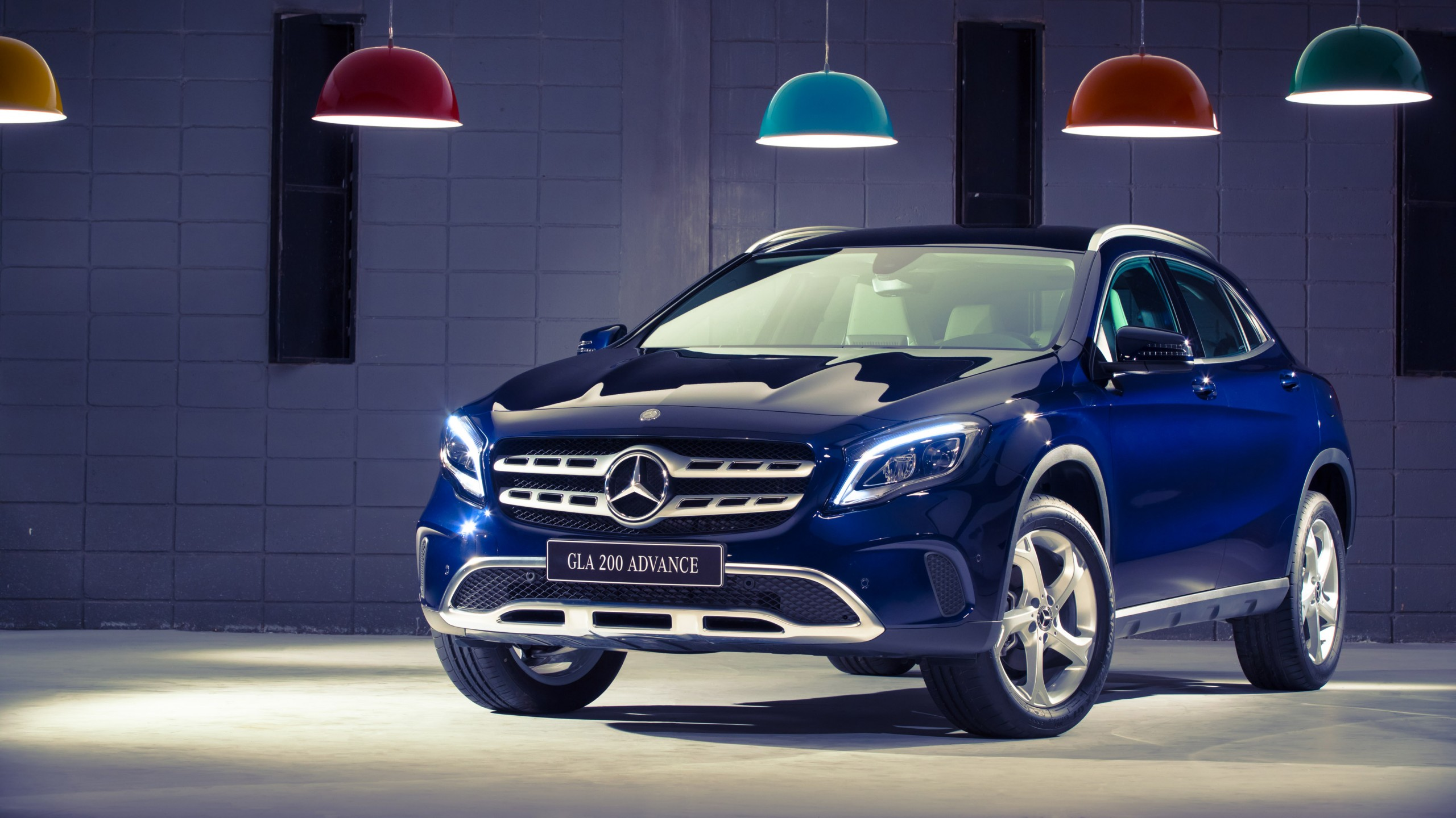 2017 Mercedes Benz GLA 200 Wallpaper HD Car Wallpapers