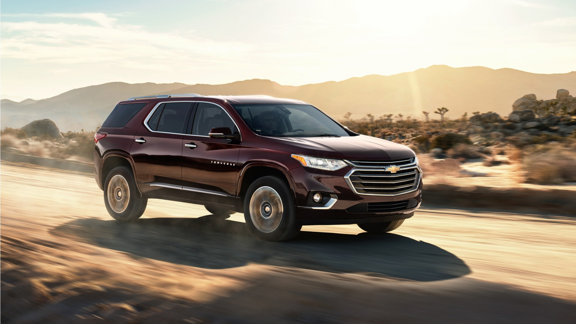 2018 Chevrolet Traverse Wallpaper HD Car Wallpapers ID