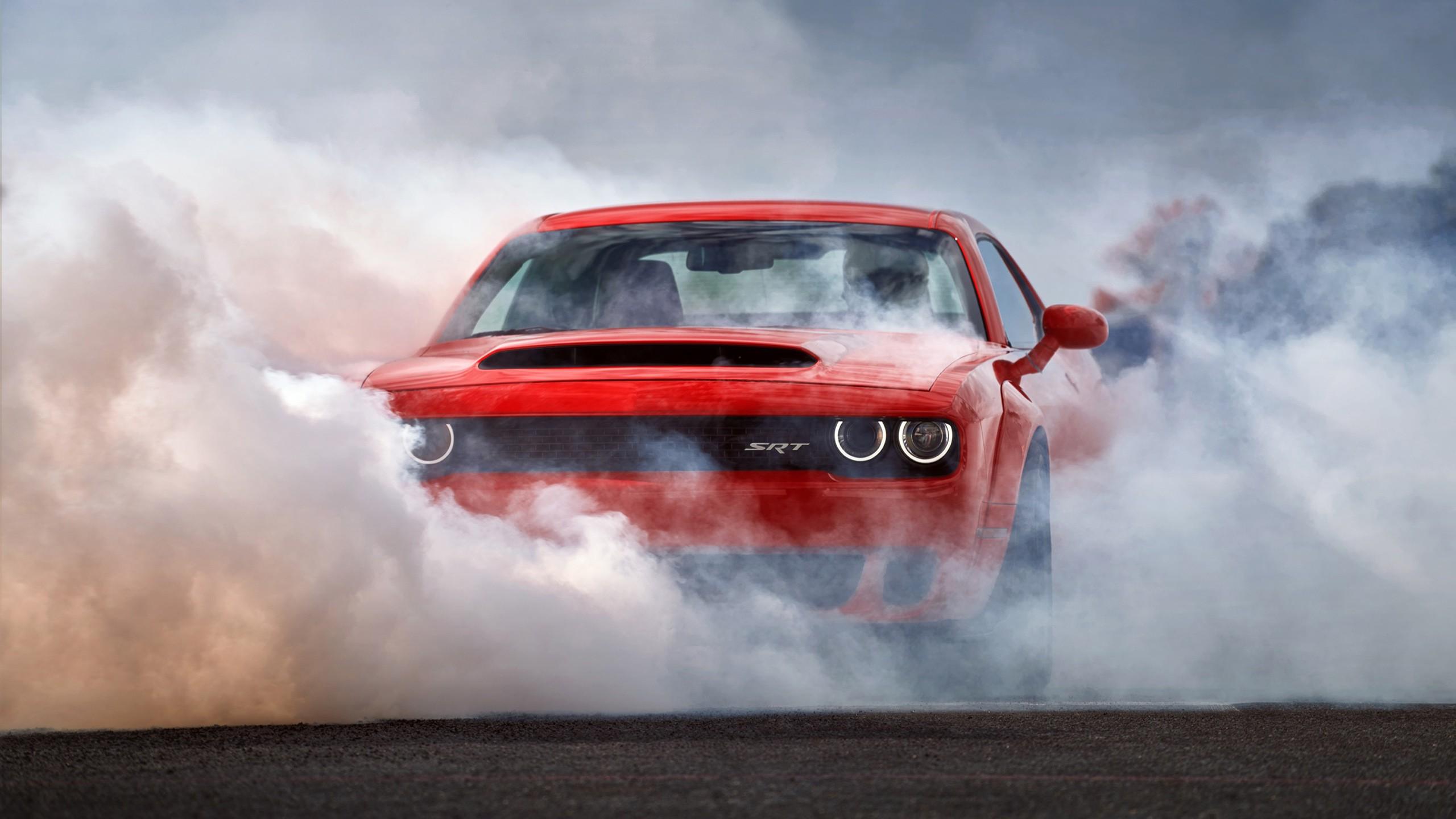 Drift Car Wallpaper Images 2018 Dodge Challenger Srt Demon Wallpaper Hd Car