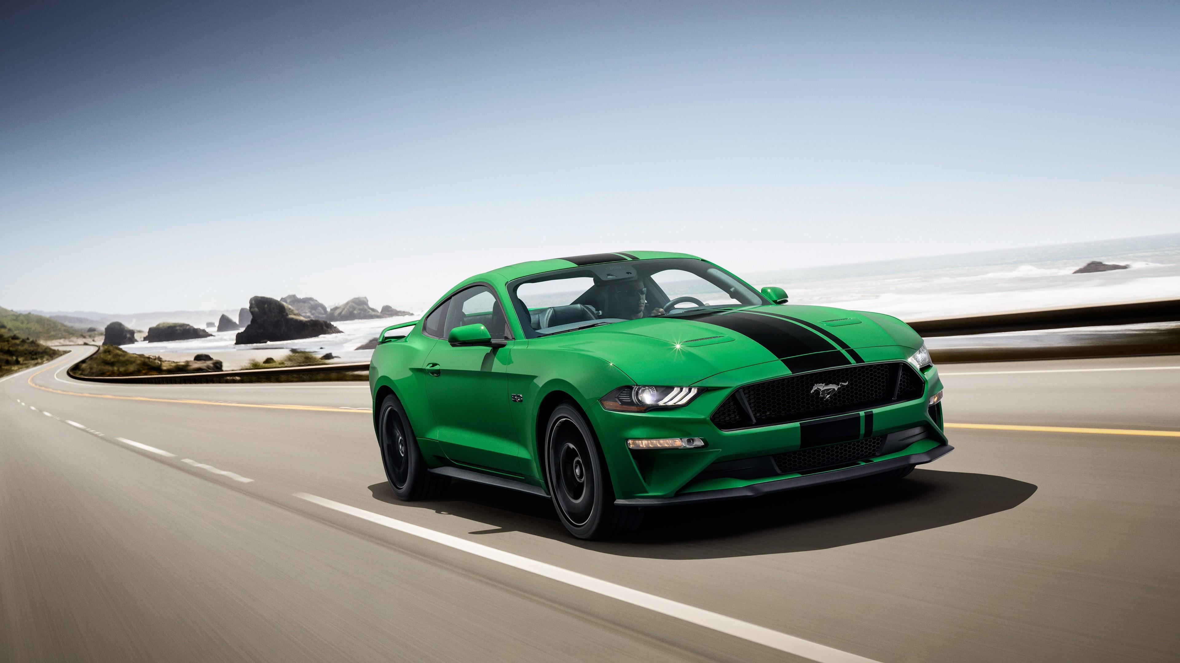 Mustang Hd Wallpapers For Desktop 2018 Ford Mustang Gt Fastback 4k