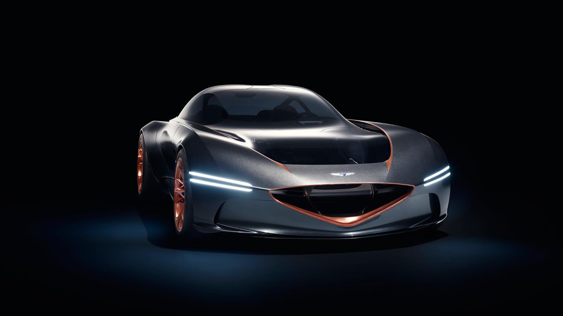 Jaguar Car Logo Hd Wallpaper Download 2018 Genesis Essentia Concept Wallpaper Hd Car