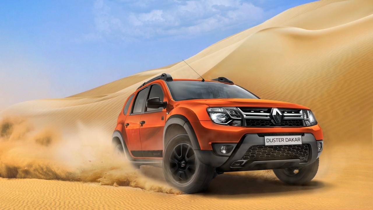 2018 Renault Duster Dakar Wallpaper Hd Car Wallpapers