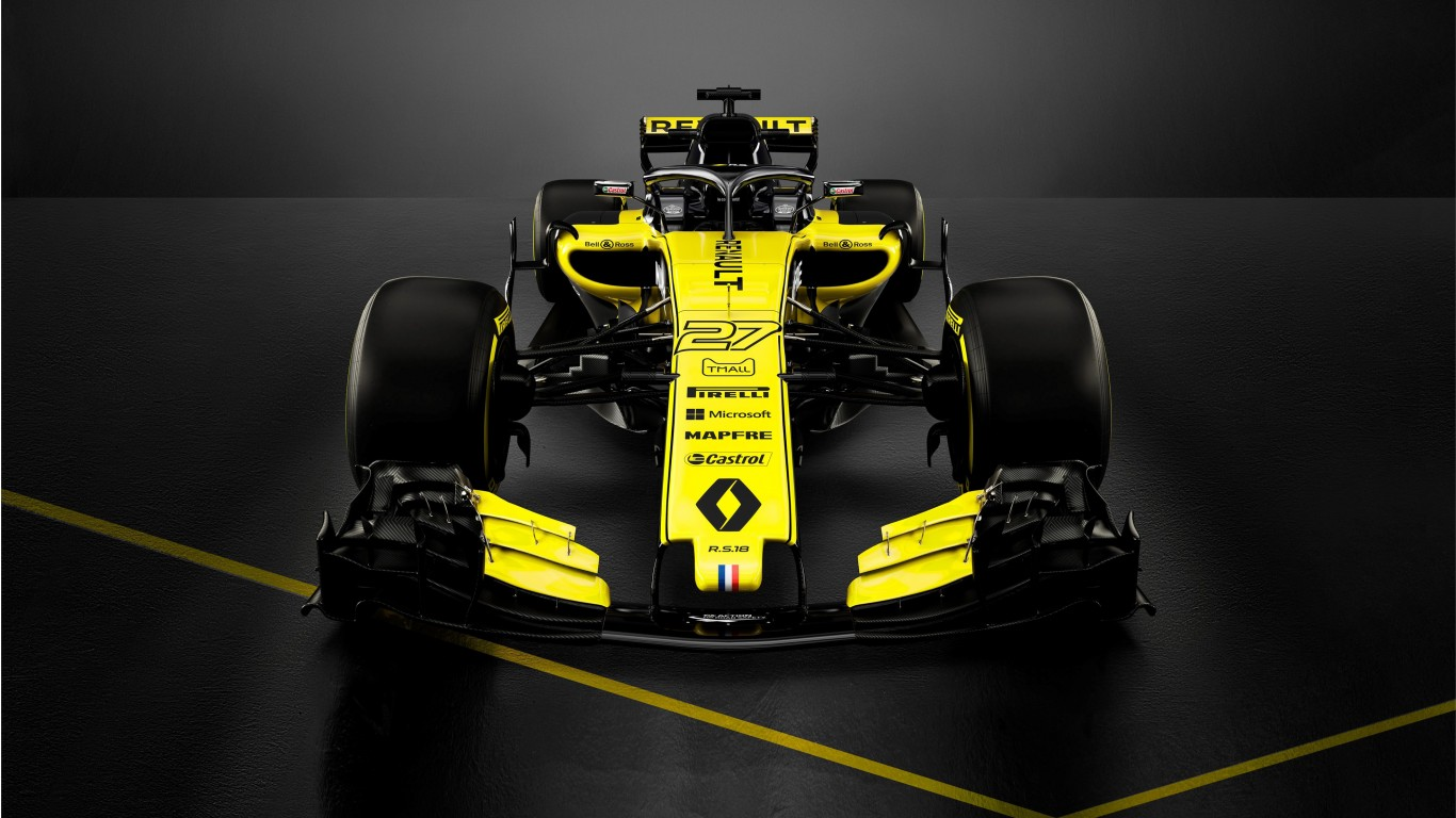 Hd Apple Wallpapers Iphone X 2018 Renault Rs18 F1 Formula 1 Car 4k Wallpaper Hd Car
