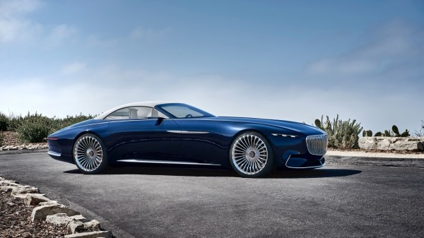 2018 Vision Mercedes Maybach 6 Cabriolet 4 Wallpaper Hd Car Wallpapers Id #8284