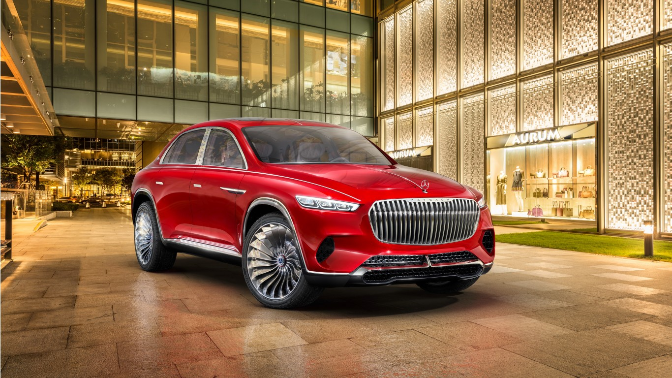 Luxury Car Wallpaper 4k 2018 Vision Mercedes Maybach Ultimate Luxury 4k Wallpaper