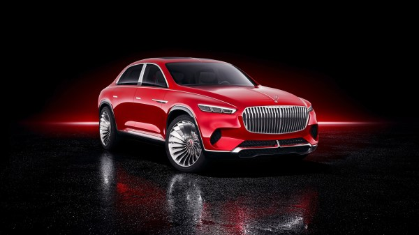 2018 Vision Mercedes Maybach Ultimate Luxury 4k 4 Wallpaper Hd Car Wallpapers Id #10219