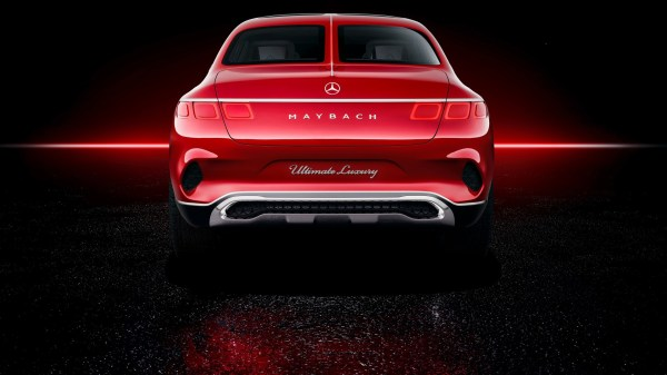 2018 Vision Mercedes Maybach Ultimate Luxury 4k 6 Wallpaper Hd Car Wallpapers Id #10220