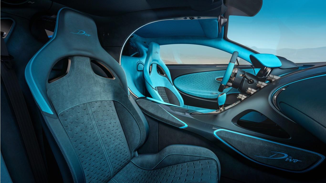 Iphone X Inside View Wallpaper 2019 Bugatti Divo 4k Interior Wallpaper Hd Car