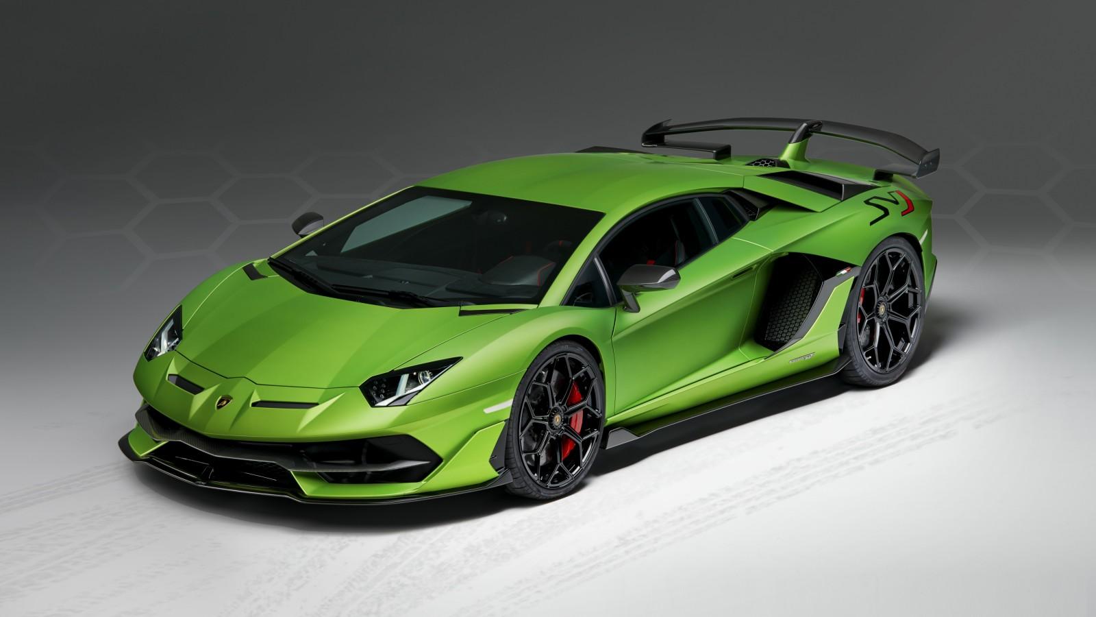 2019 Lamborghini Aventador Svj 4k 2 Wallpaper Hd Car