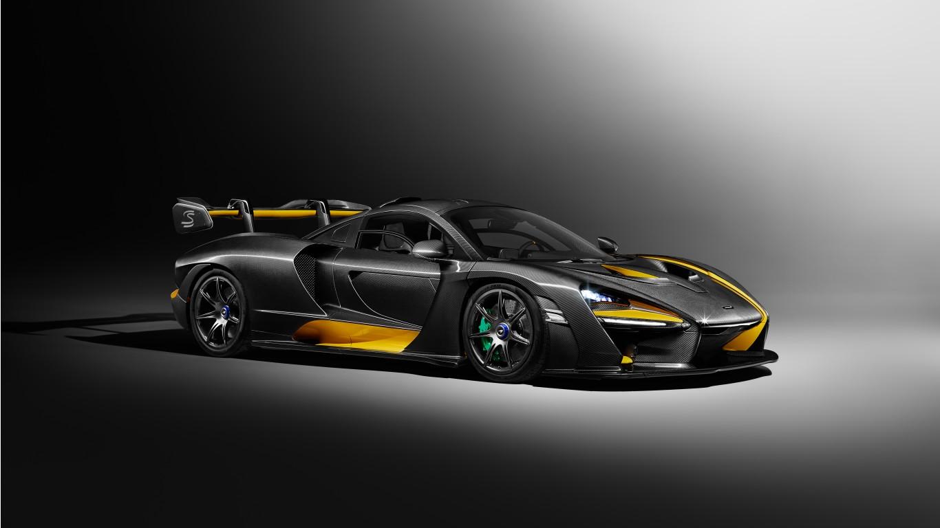 Lamborghini Desktop Wallpaper Hd 2019 Mclaren Senna Carbon Theme By Mso 5k Wallpaper Hd