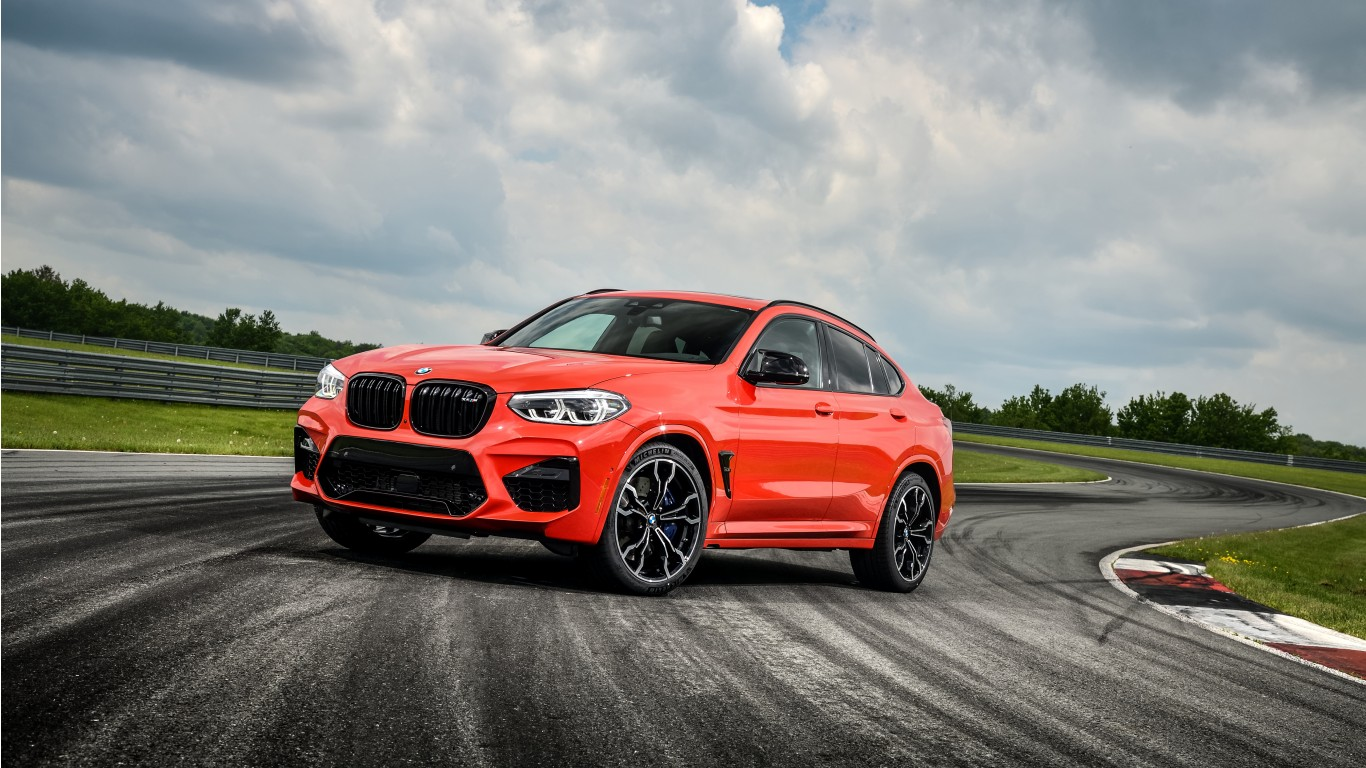 2020 Bmw X4 M Competition 4k Wallpaper Hd Car Wallpapers