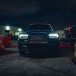 2020 Rolls Royce Cullinan Black Badge 5k Wallpaper Hd Car Wallpapers Id 14304